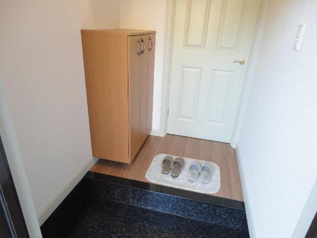 シルフィード 00101号室のキッチン