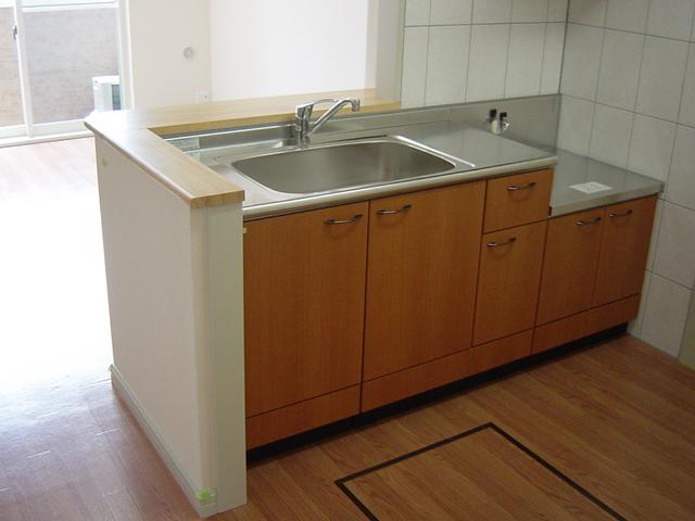 シルフィード 00101号室の洗面所
