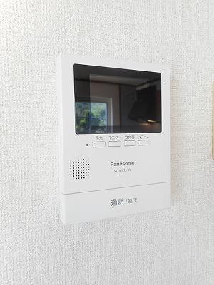 サンラフレ 02020号室のセキュリティ