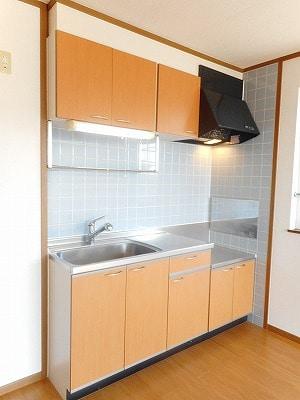 サンラフレ 02020号室のキッチン