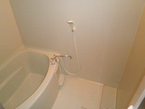 グリーンフラットC 102号室の風呂