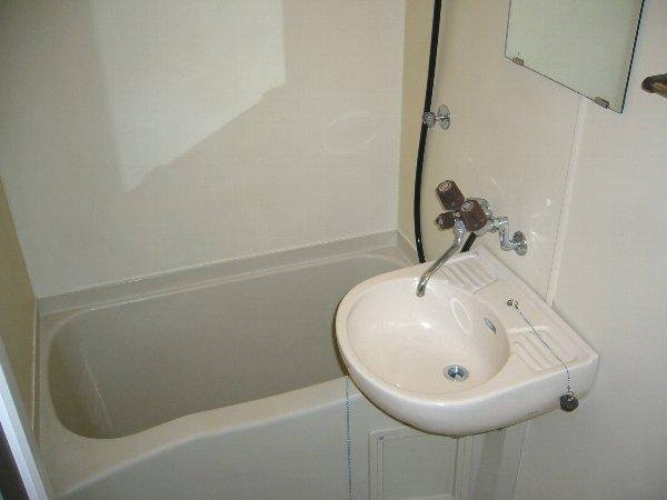 エトワール宇都宮第1 804号室の風呂