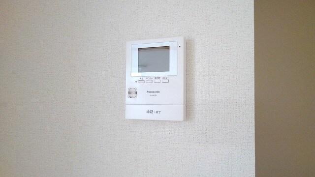 ライフサークルパート13 02010号室のセキュリティ