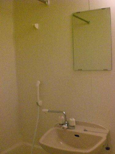 レオパレスバレーナ紅葉 105号室の風呂