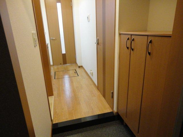 メゾン・ドゥ・ナミA 205号室の玄関