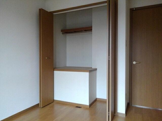 メゾンフジA 02020号室の収納