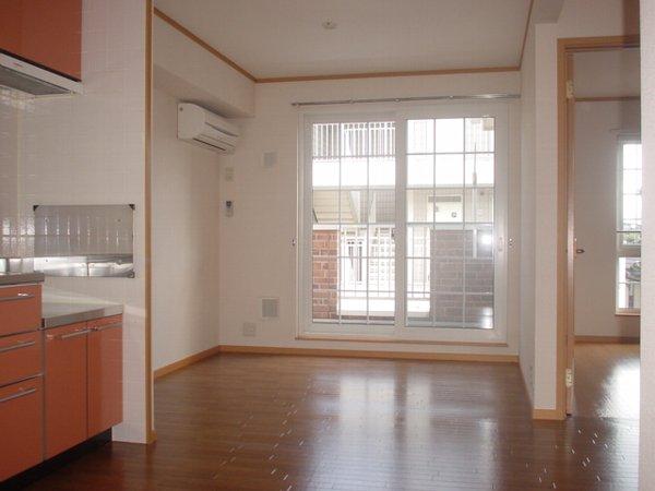 メゾンフジA 02020号室のキッチン
