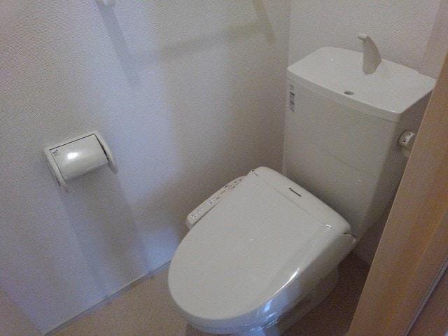エヌエスアール 01010号室のトイレ