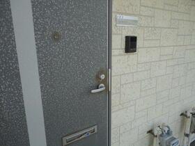 フラレアII 102号室のセキュリティ