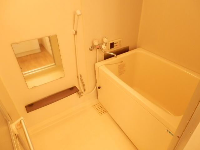 セジュール 201号室の風呂