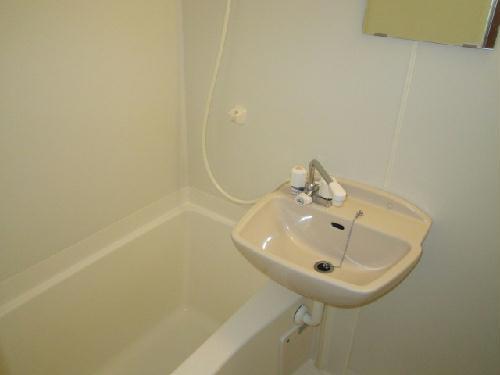 レオパレスベッラヴィスタ 107号室のキッチン