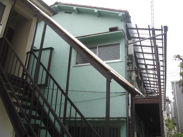 第五みどり荘 201号室の外観
