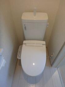 サークルハウス蒲田弐番館 104号室のトイレ