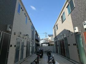 サークルハウス蒲田弐番館 104号室の玄関