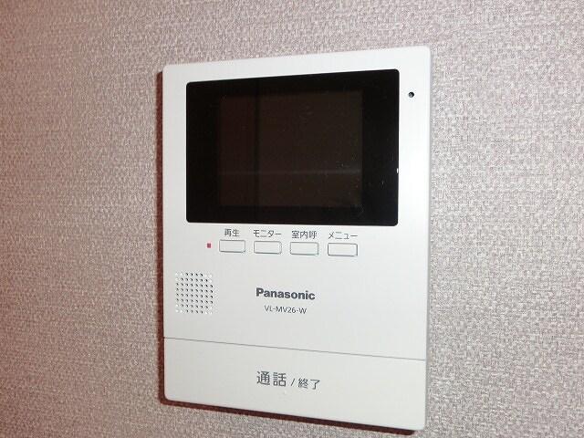 グリーンガーデンV 01010号室のセキュリティ
