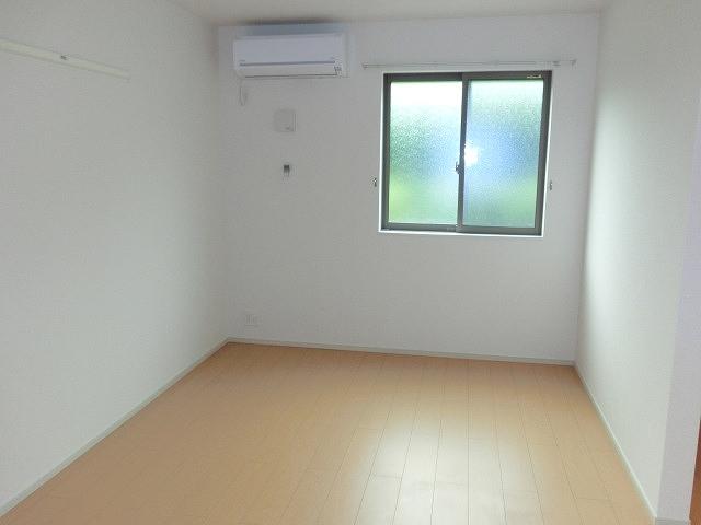 グリーンガーデンV 01010号室のベッドルーム