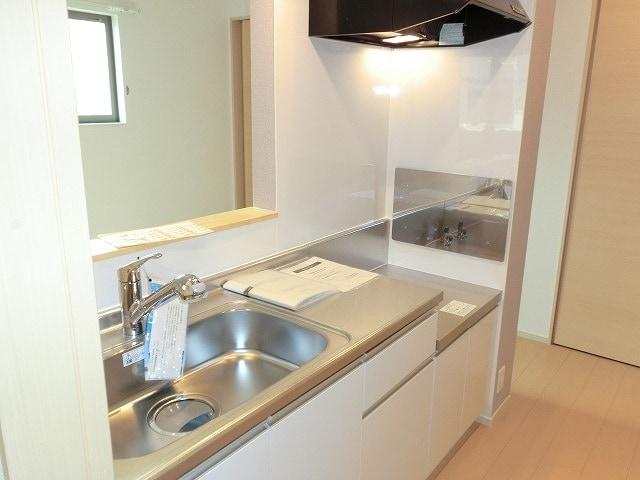 グリーンガーデンV 01010号室のキッチン