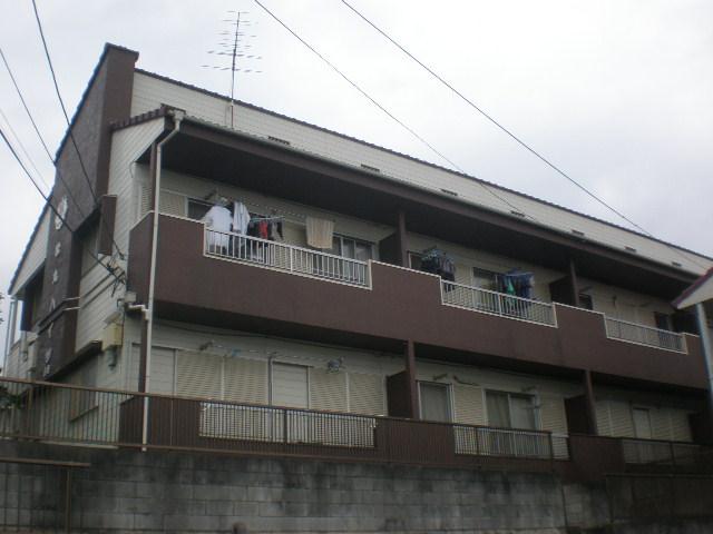 松丸ハイツ6号棟外観写真