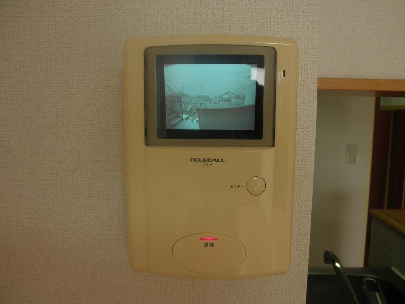 サンライズ 03020号室のセキュリティ