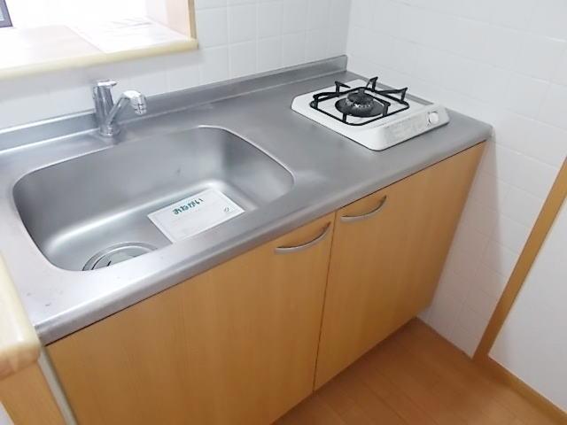 サンライズ 03020号室のキッチン