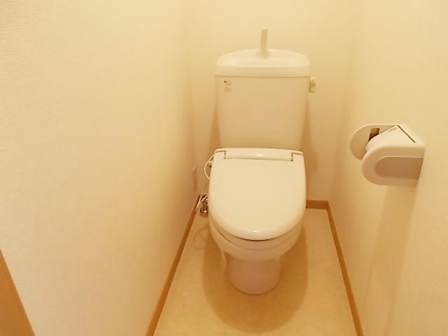 サンライズ 03020号室のトイレ