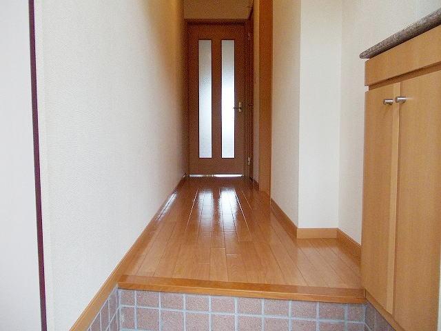 サンライズ 03020号室の玄関