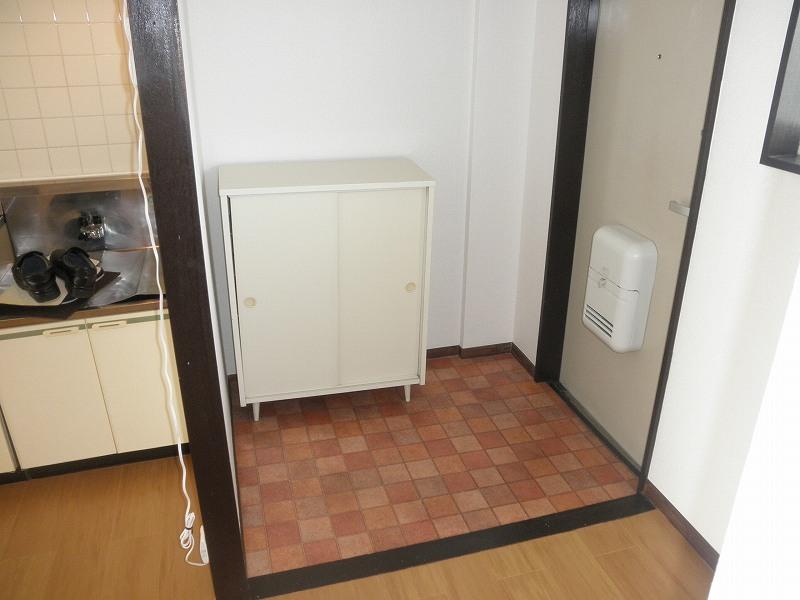 おおつきシティハイツ 02020号室のバルコニー
