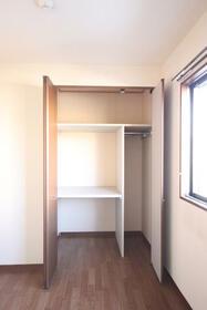 マーキュリーハイツF棟 102号室の収納