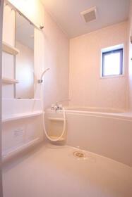 マーキュリーハイツF棟 102号室の風呂
