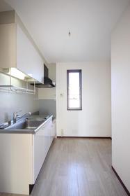 Abis Ⅲ 201号室のキッチン