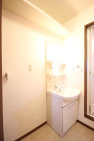 Abis Ⅲ 201号室の洗面所