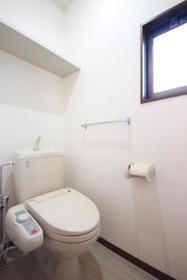 Abis Ⅲ 201号室のトイレ