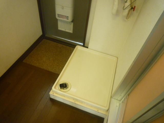 シティハイムレイソル 102号室の洗面所
