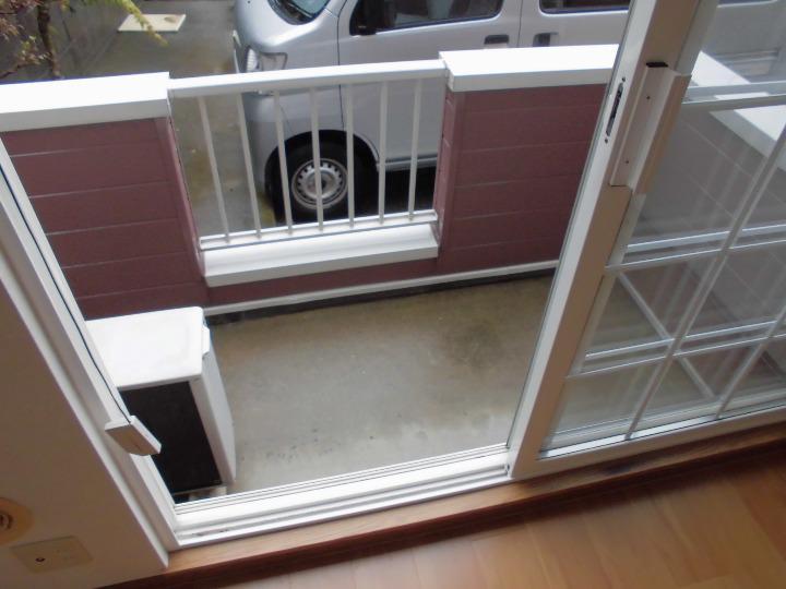 メゾンドエスパス 01020号室の居室