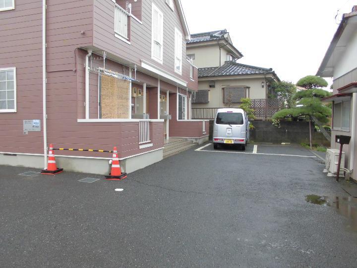 メゾンドエスパス 01020号室のセキュリティ