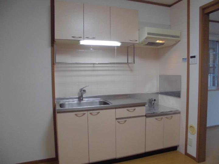 メゾンドエスパス 01020号室のキッチン