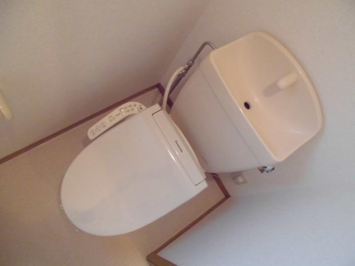 メゾンドエスパス 01020号室の洗面所