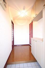 グランヴェール 202号室のトイレ