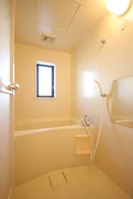 エステイトヒルA棟 205号室の風呂