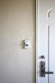 メゾン嵐 Ⅰ 201号室のセキュリティ