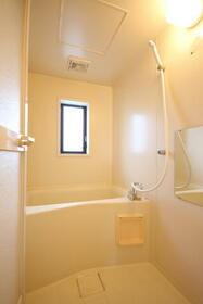 エステイトヒルA棟 202号室の風呂