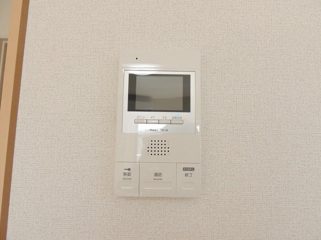 グランディールⅠ 03010号室のセキュリティ