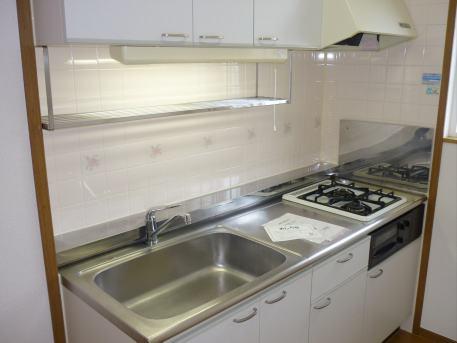 霞台ハイツB 02010号室のキッチン