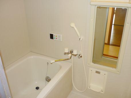 霞台ハイツB 02010号室の風呂