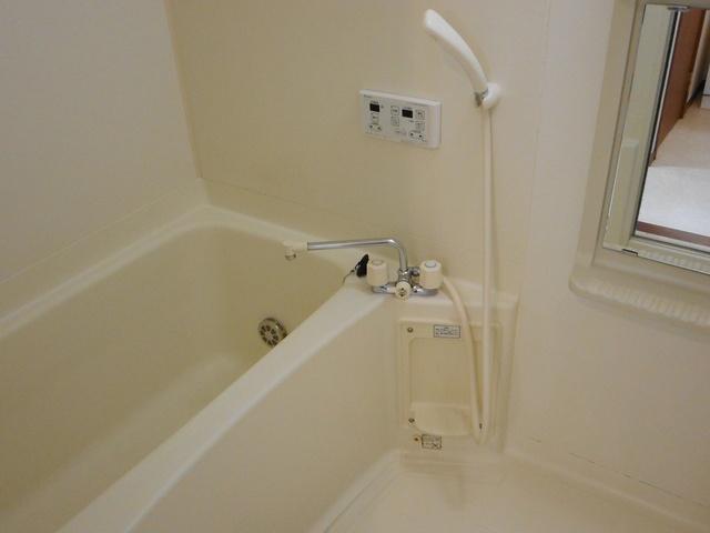 クレセールおおつ野A 01020号室の風呂