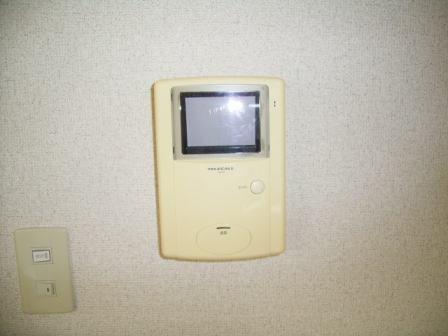 ジョワイユー・ファミーユ 02040号室のセキュリティ
