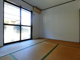 コーポ縞 A106号室の居室