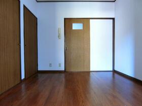 コーポ縞 A106号室のリビング