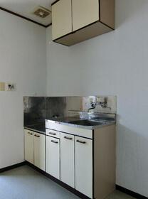 コーポ縞 A106号室のキッチン