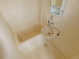 コーポ縞 A106号室の風呂